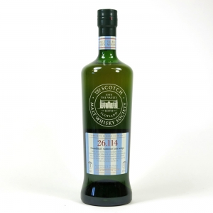 Clynelish 2003 SMWS 11 Year Old 26.114 Front