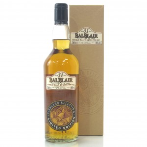 Balblair 1969 Highland Selection 31 Year Old