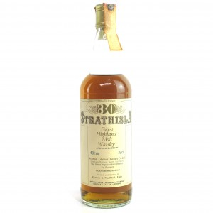 Strathisla 30 Year Old Gordon and MacPhail 1980s / Pinerolo Import