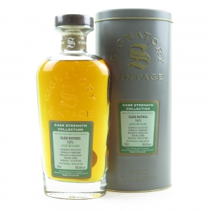 Glenrothes 1972 Signatory Vintage 33 Year Old