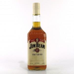 Jim Beam 8 Year Old