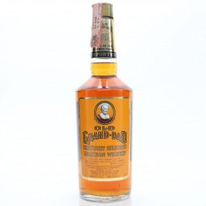 Old Grand-Dad Kentucky Straight Bourbon 1980s / Wax & Vitale Import