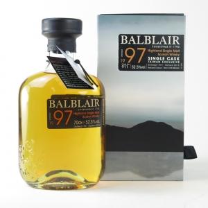 Balblair 1997 Single Cask #911