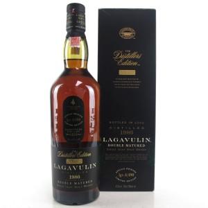 Lagavulin 1986 Distillers Edition