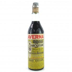 Averna Amaro Siciliano 1 Litre 1960s