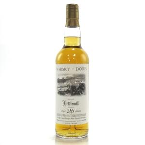 Littlemill 1988 Whisky Doris 26 Year Old