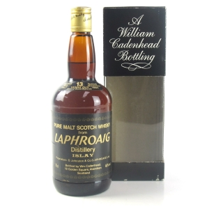 Laphroaig 1967 Cadenhead's 13 Year Old