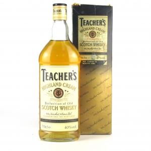 Teacher's Highland Cream 1990s