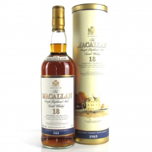 Macallan 18 Year Old 1985 75cl / US Import