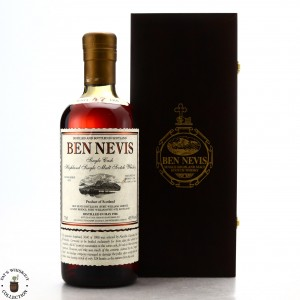 Ben Nevis 1966 Single Sherry Cask 47 Year Old #3640 / Alambic Classique