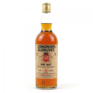 Longmorn 12 Year Old Gordon and Macphail 1970s