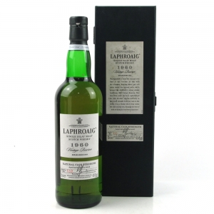 Laphroaig 1960 40 Year Old