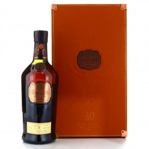 Glenfiddich 40 Year Old Rare Collection