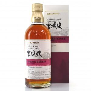 Miyagikyo Sherry & Sweet 50cl