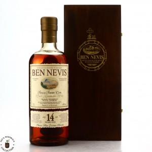 Ben Nevis 1992 Single Sherry Cask 14 Year Old #2623