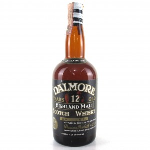 Dalmore 12 Year Old 1960s