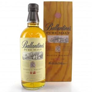 Ballantine's 12 Year Old Pure Malt