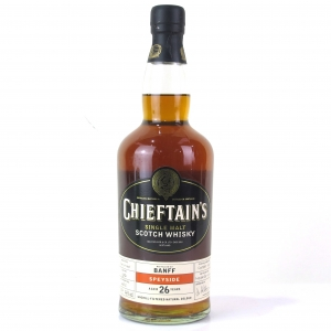 Banff 1978 Chieftain's 26 Year Old