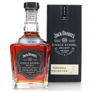 Jack Daniel's Single Barrel Select 2018 / AEON