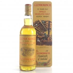Glenmorangie 10 Year Old / Selecting The Spirit Tin
