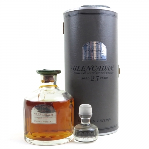 Glencadam 25 Year Old Limited Edition Decanter