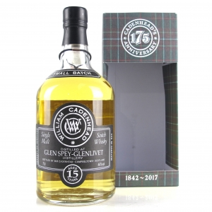 Glen Spey 2001 Cadenhead's 15 Year Old