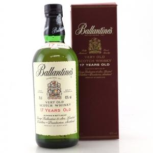 Ballantines 17 Year Old