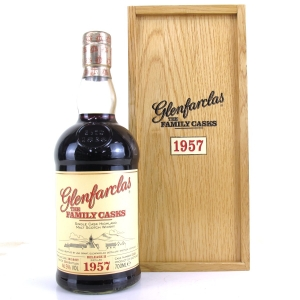 Glenfarclas 1957 Family Cask #2115 / Release II