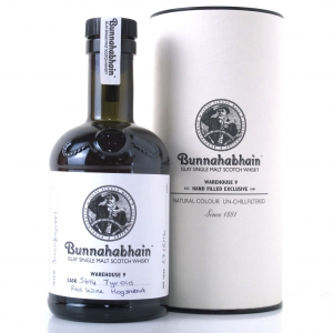 Bunnahabhain 7 Year Old Hand Filled 20cl / Red Wind Hogshead