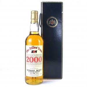 The Driller's Dram 10 year Single Malt / Millennium Bottling