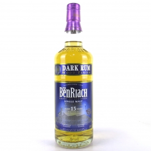 Benriach 15 Year Old Dark Rum Finish