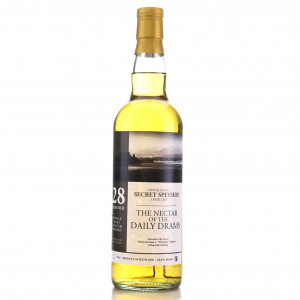 Secrete Speyside 1991 Nectar of the Daily Drams 28 Year Old