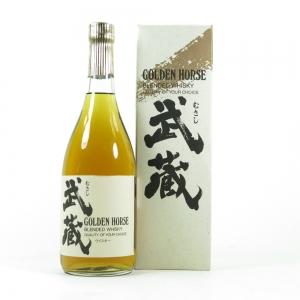 """Hanyu """"Chichibu"""" Golden Horse Masushi Blend"""