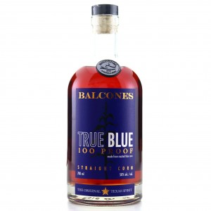 Balcones True Blue Corn Whisky