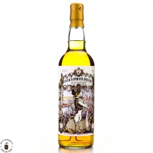 Jack's Pirate Whisky 6 Year Old Islay Single Malt / 'Stolen Ship' Part XII