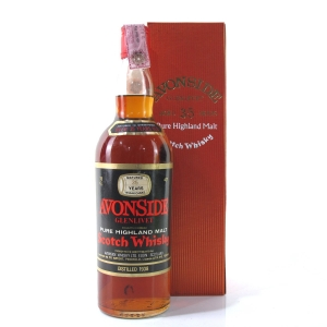 Avonside 1938 Gordon and MacPhail 35 Year Old