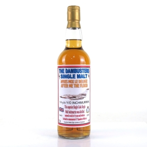 Inchmurrin 14 Year Old Dambusters Single Cask