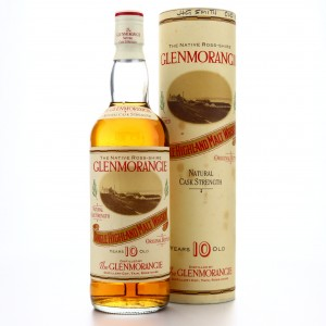Glenmorangie 1980 Natural Cask Strength 10 Year Old