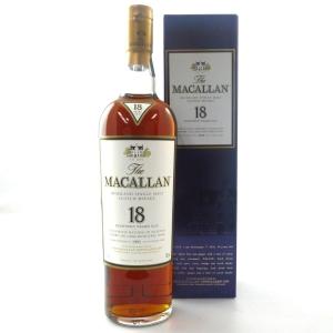 Macallan 18 Year Old 1993