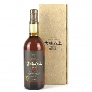 """Hakushu 1991 """"Furudaru Shiage"""" Pure Malt"""