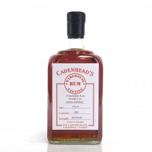 Caroni 19 Year Old Cadenhead's Trinidadian Rum