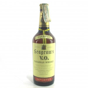 Seagram's 1967 VO 6 Year Old Canadian Whisky