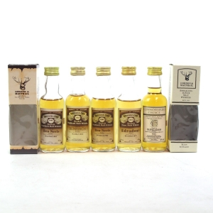 Miscellaneous Highland Malt Miniature Selection 5 x 5cl
