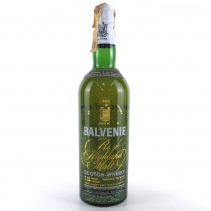 Balvenie 6 Year Old 1970s / Specially for Ladies