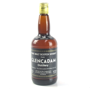 Glencadam 1964 Cadenhead's 14 Year Old