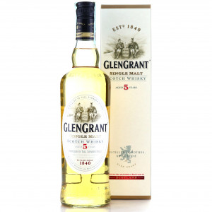 Glen Grant 5 Year Old