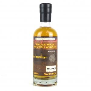 Caol Ila / Islay #1 Single Malt That Boutique-y Whisky Company Batch #1