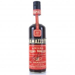 Ramazzotti Amaro 1960s