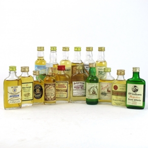 Blended Miniature Selection 16 x 5cl
