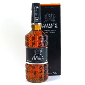 Alberta Premium 30 Year Old Canadian Rye Whisky